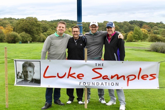 I Am Property at The Luke Samples Foundation Golf Day